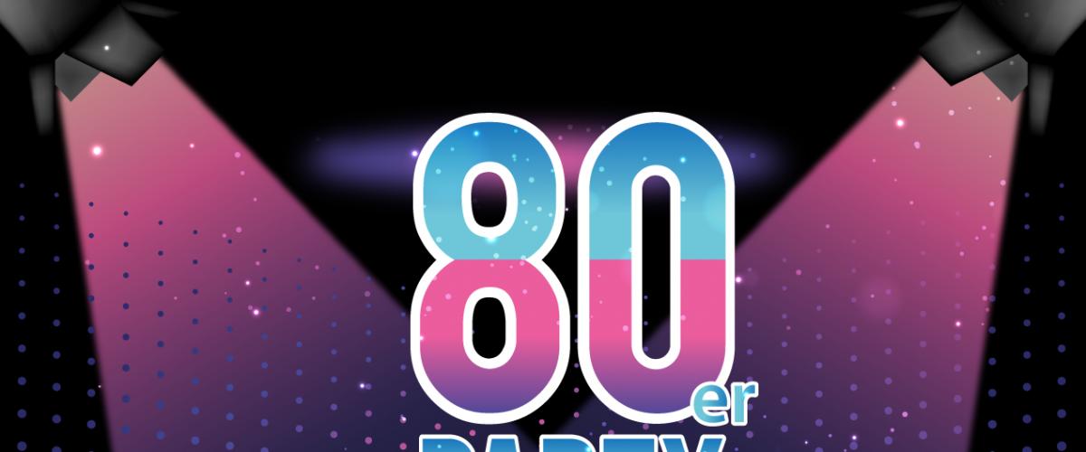 80er-Ladys-Night