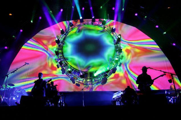 Brit Floyd Performing at Liverpool Echo Arena - 22-01-2011
